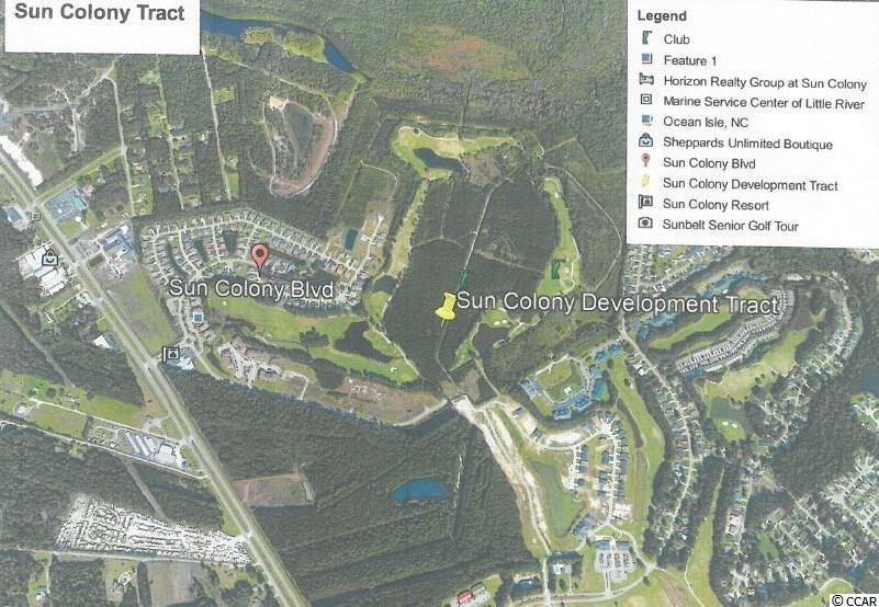 Acreage for Sale at 100 Sun Colony Boulevard 100 Sun Colony Boulevard Little River, South Carolina 29566 United States