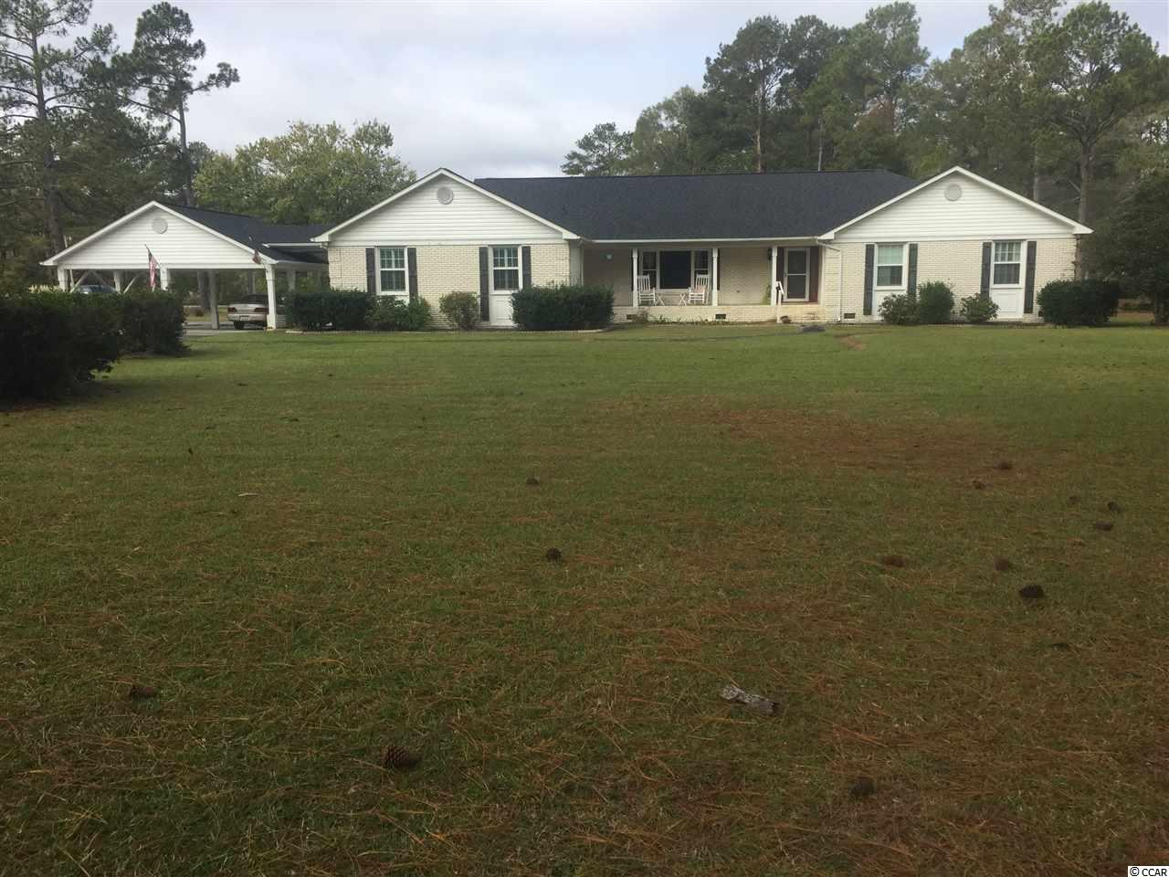 Ranch for Sale at 2843 Long Ave Extension 2843 Long Ave Extension Conway, South Carolina 29526 United States