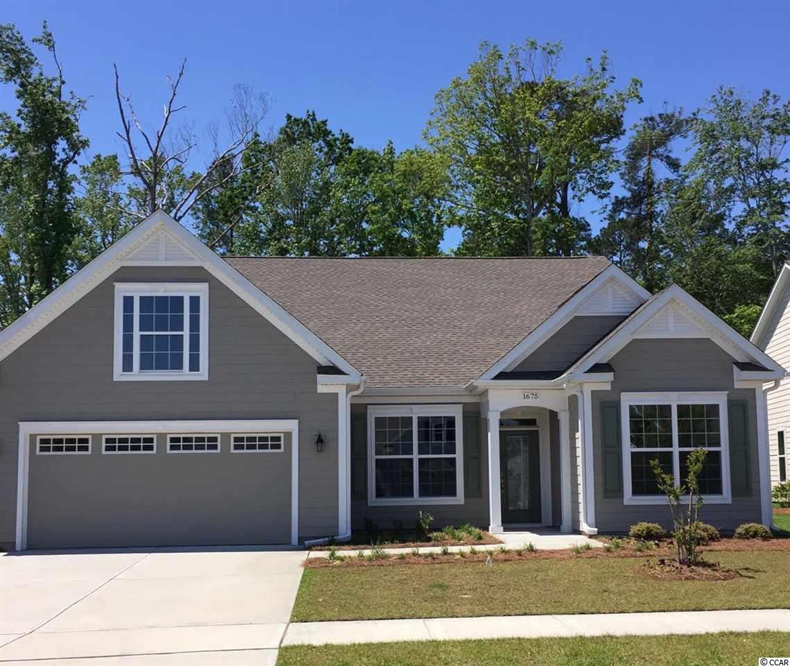 Detached MLS:1725106   1675 Suncrest Dr. Myrtle Beach SC