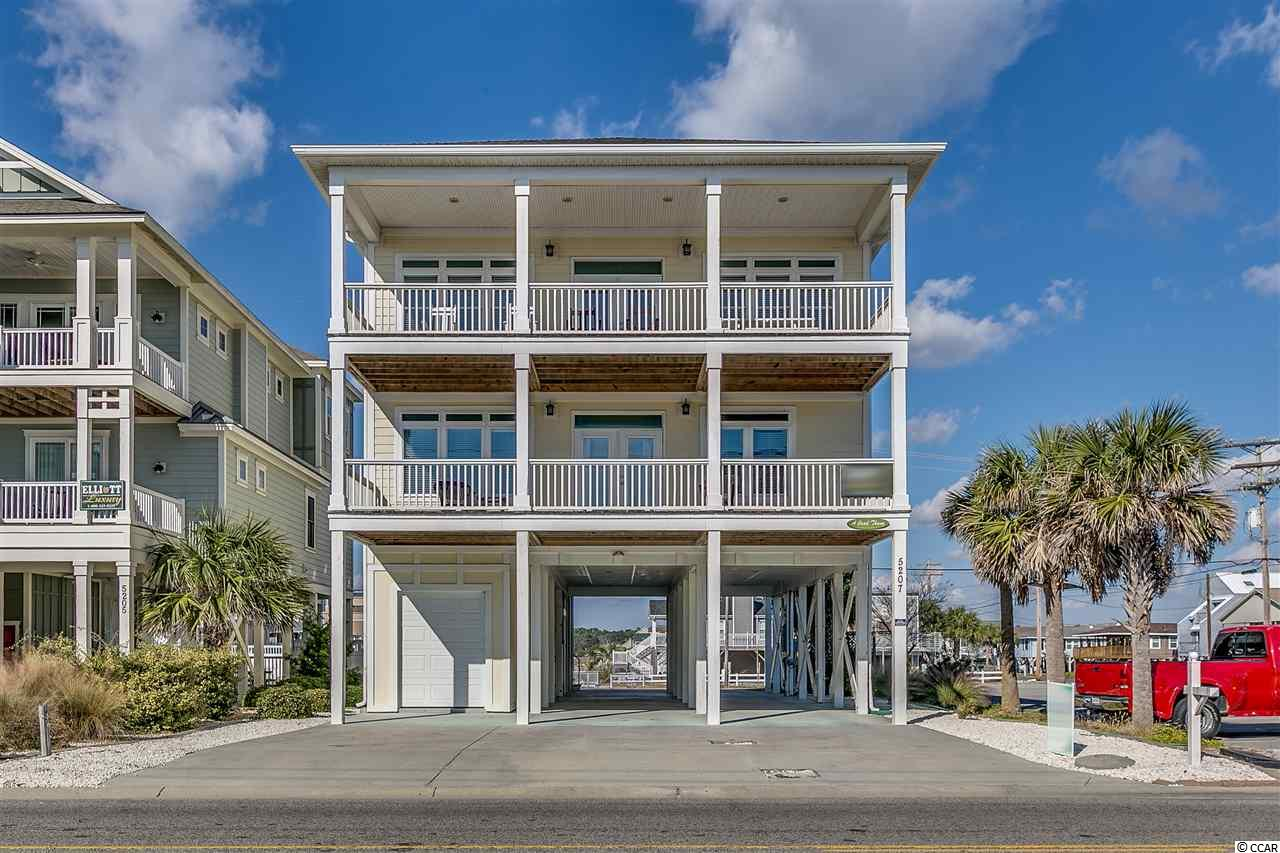 Detached MLS:1725120   5207 N Ocean Blvd. North Myrtle Beach SC