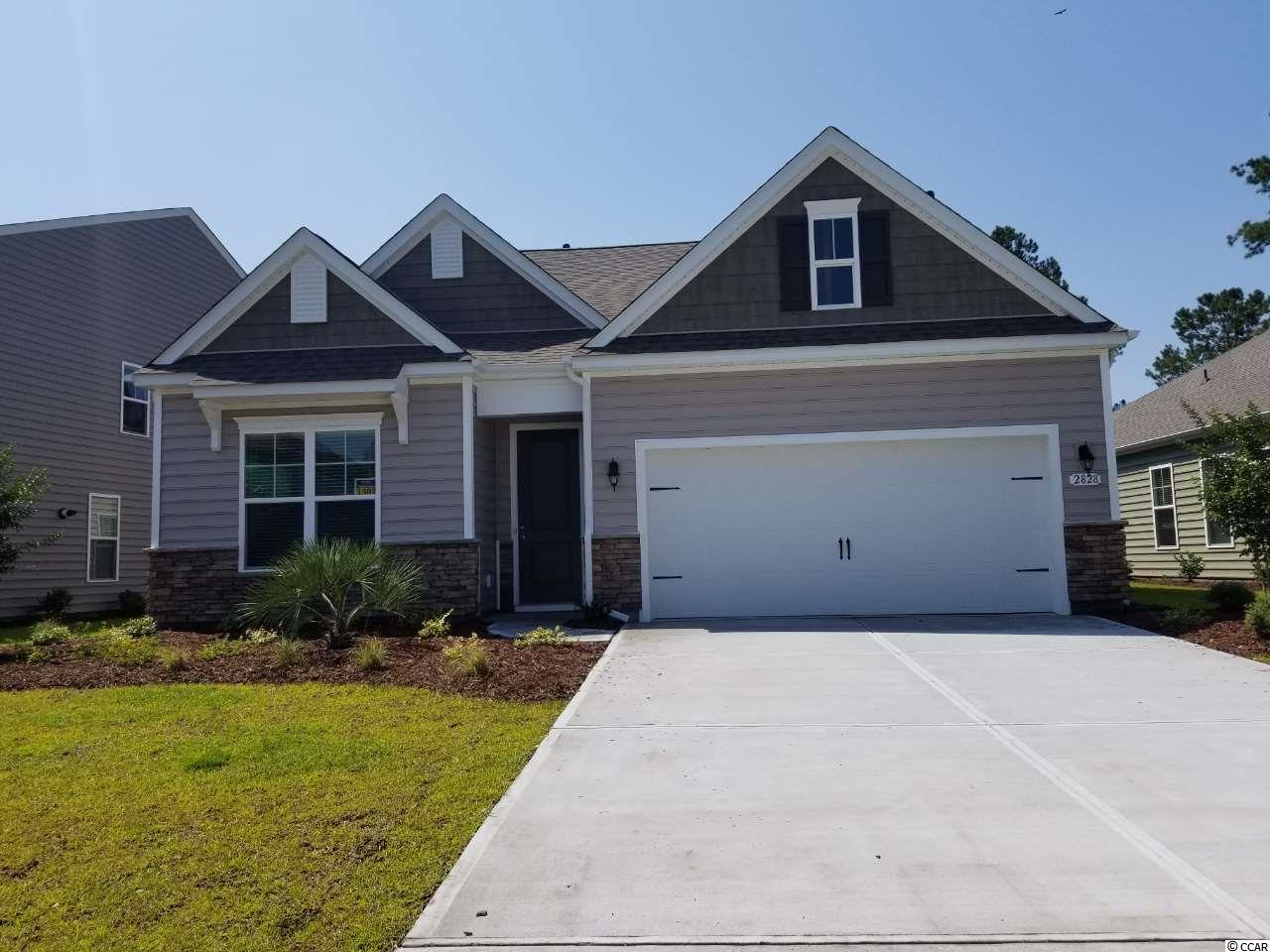 Detached MLS:1725146   2828 Scarecrow Way Myrtle Beach SC