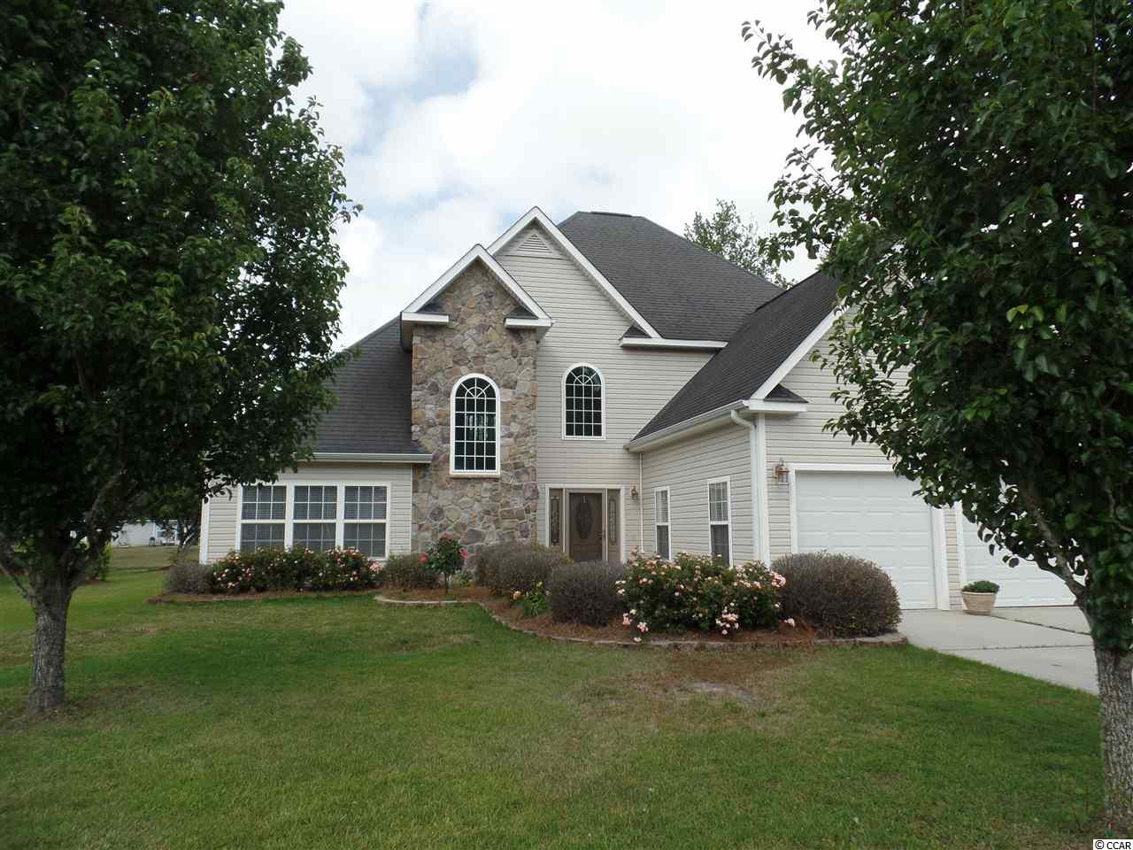 Single Family Home for Sale at 232 Sienna Drive 232 Sienna Drive Little River, South Carolina 29566 United States