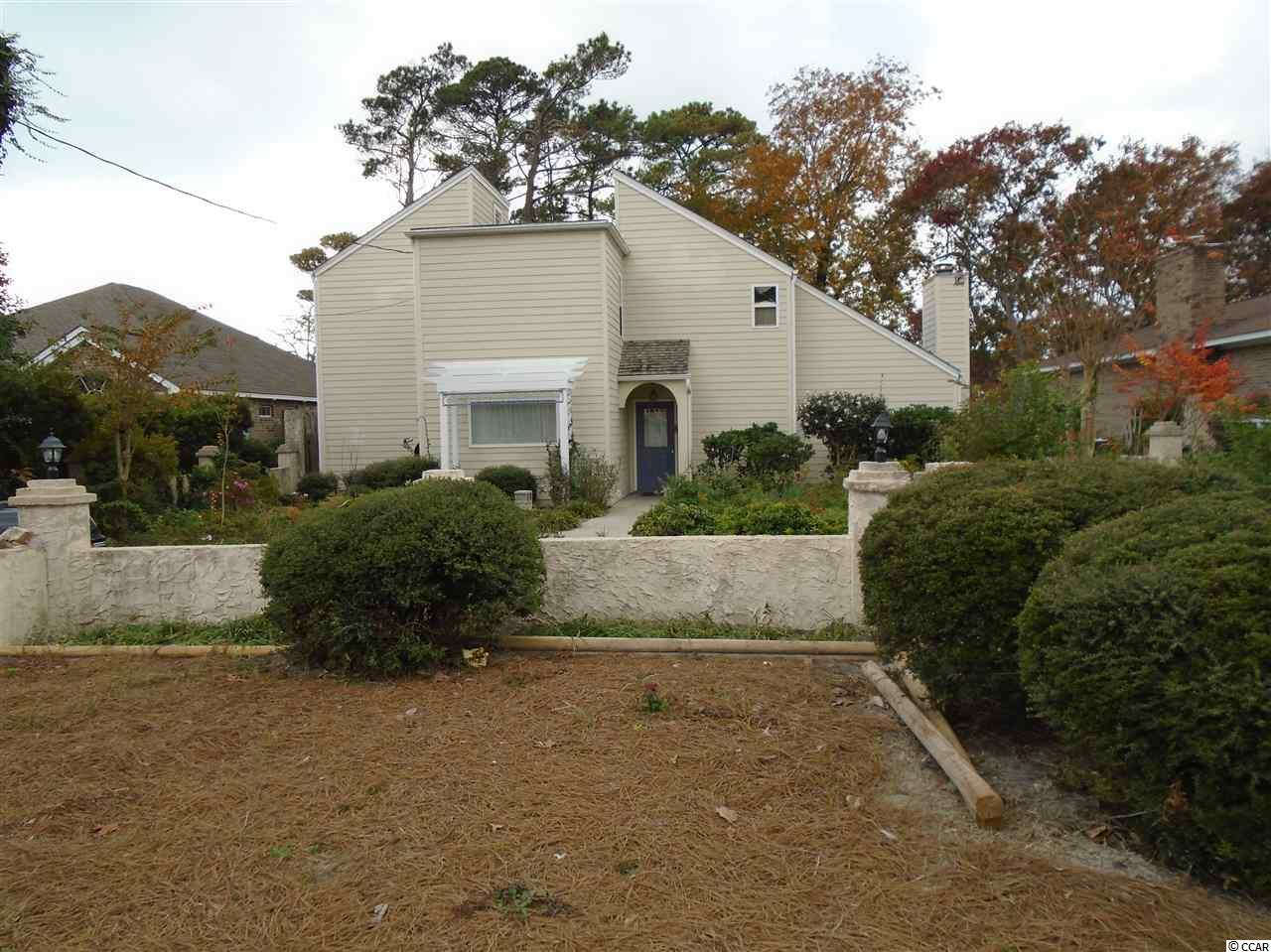 Detached MLS:1725259   607 13th Av. S. North Myrtle Beach SC