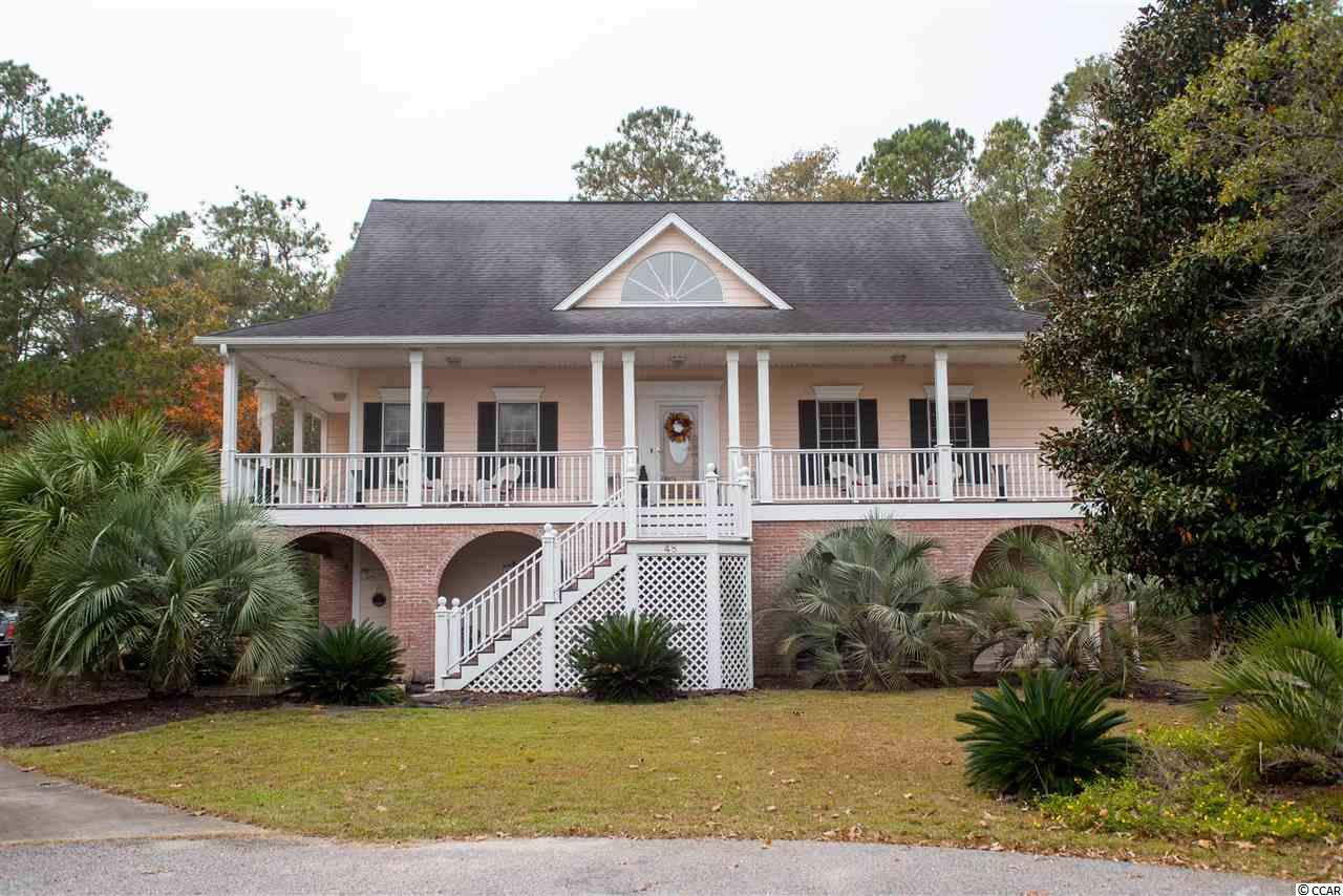 Detached MLS:1725275   48 Deer Moss Ct. Pawleys Island SC
