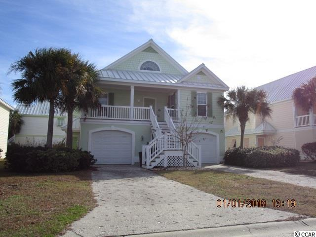 Single Family Home for Sale at 105 GEORGES BAY ROAD 105 GEORGES BAY ROAD Surfside Beach, South Carolina 29575 United States