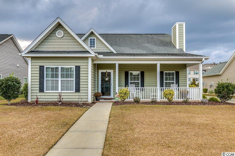 Single Family Home for Sale at 144 Southbury Drive 144 Southbury Drive Myrtle Beach, South Carolina 29588 United States