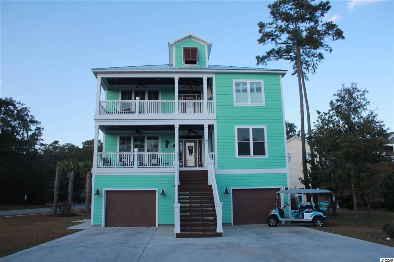 Detached MLS:1725291   16 Cottage Dr. Murrells Inlet SC
