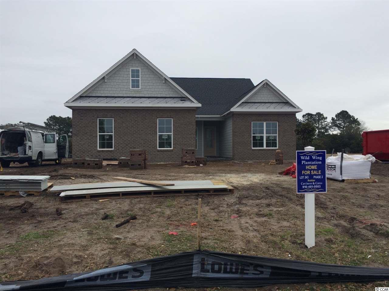 Ranch for Sale at 1108 Glossy Ibis Drive 1108 Glossy Ibis Drive Conway, South Carolina 29526 United States