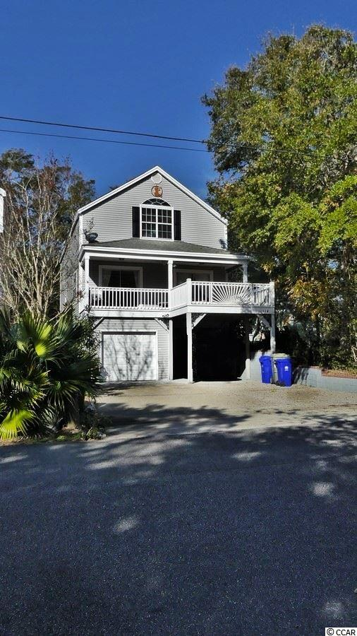 Single Family Home for Sale at 114 N Oak Drive 114 N Oak Drive Surfside Beach, South Carolina 29575 United States