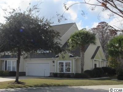 End Unit Condo in Cold Stream Cove - Prince Creek : Murrells Inlet South Carolina