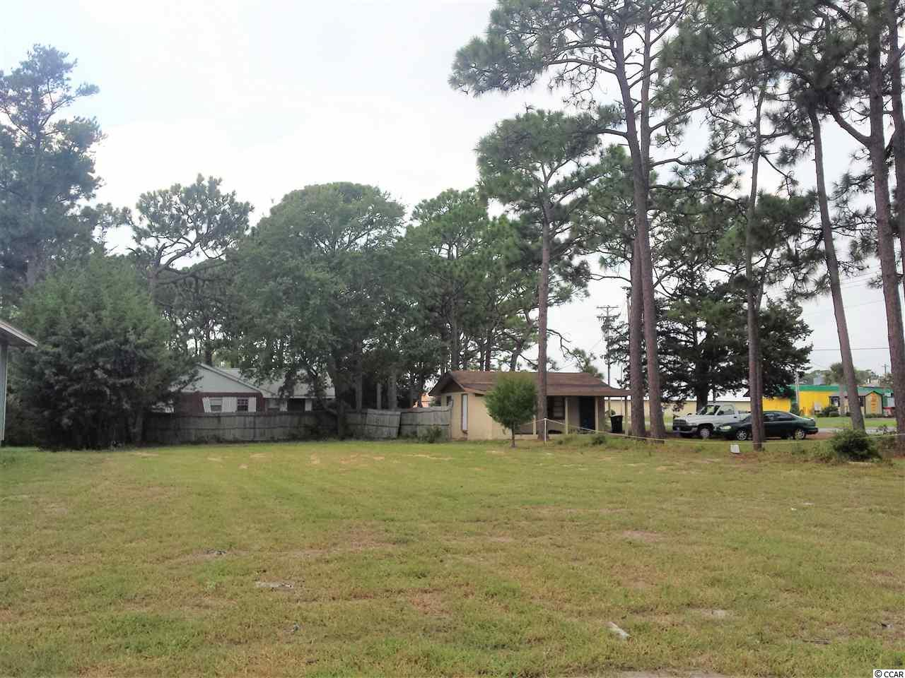 Land for Sale at 707 S 20th Avenue 707 S 20th Avenue North Myrtle Beach, South Carolina 29582 United States