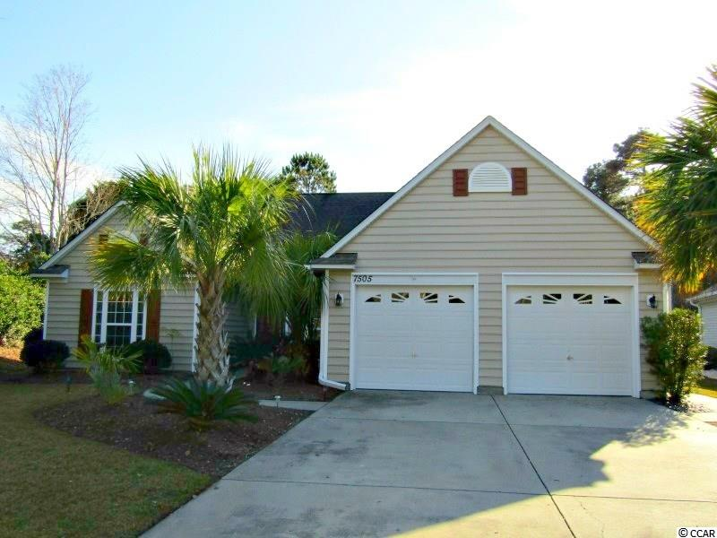 Detached MLS:1725396   7505 Dunbar Dr. Sunset Beach NC