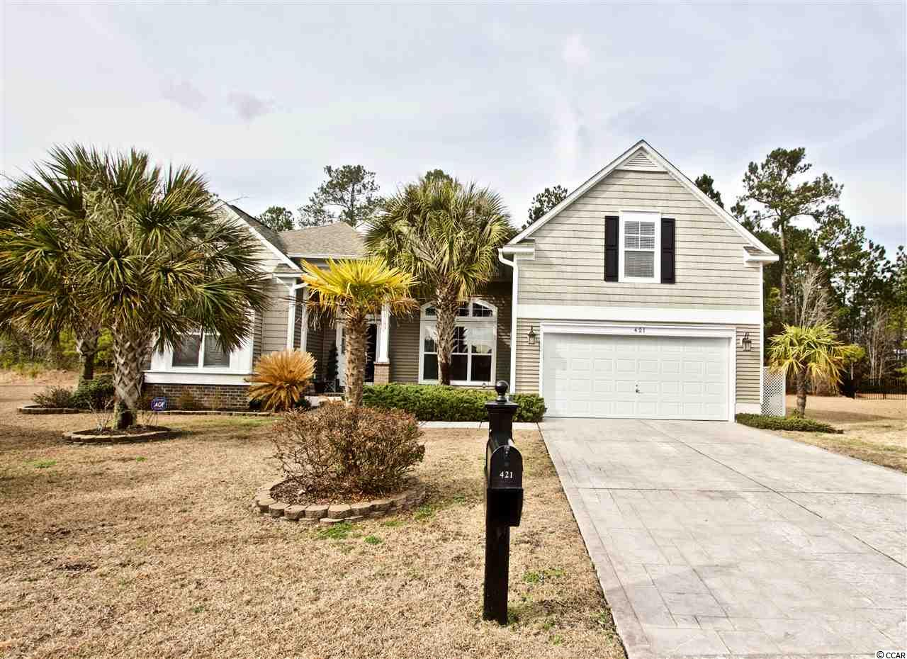 Detached MLS:1725406   421 Newburgh Court Myrtle Beach SC