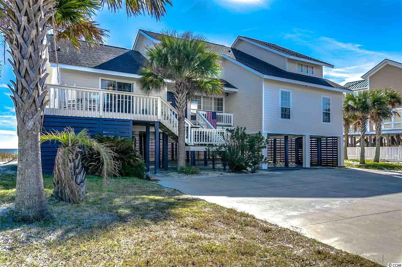 Single Family Home for Sale at 2091 S Waccamaw Drive 2091 S Waccamaw Drive Garden City Beach, South Carolina 29576 United States