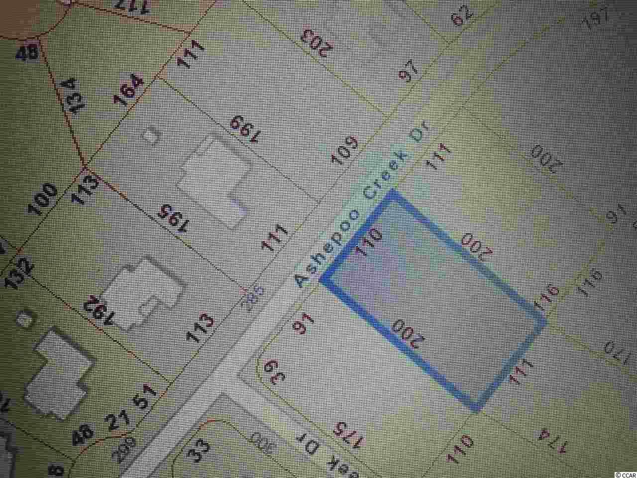 Additional photo for property listing at Lot 79 Ashepoo Drive Lot 79 Ashepoo Drive Myrtle Beach, 南卡罗来纳州 29579 美国