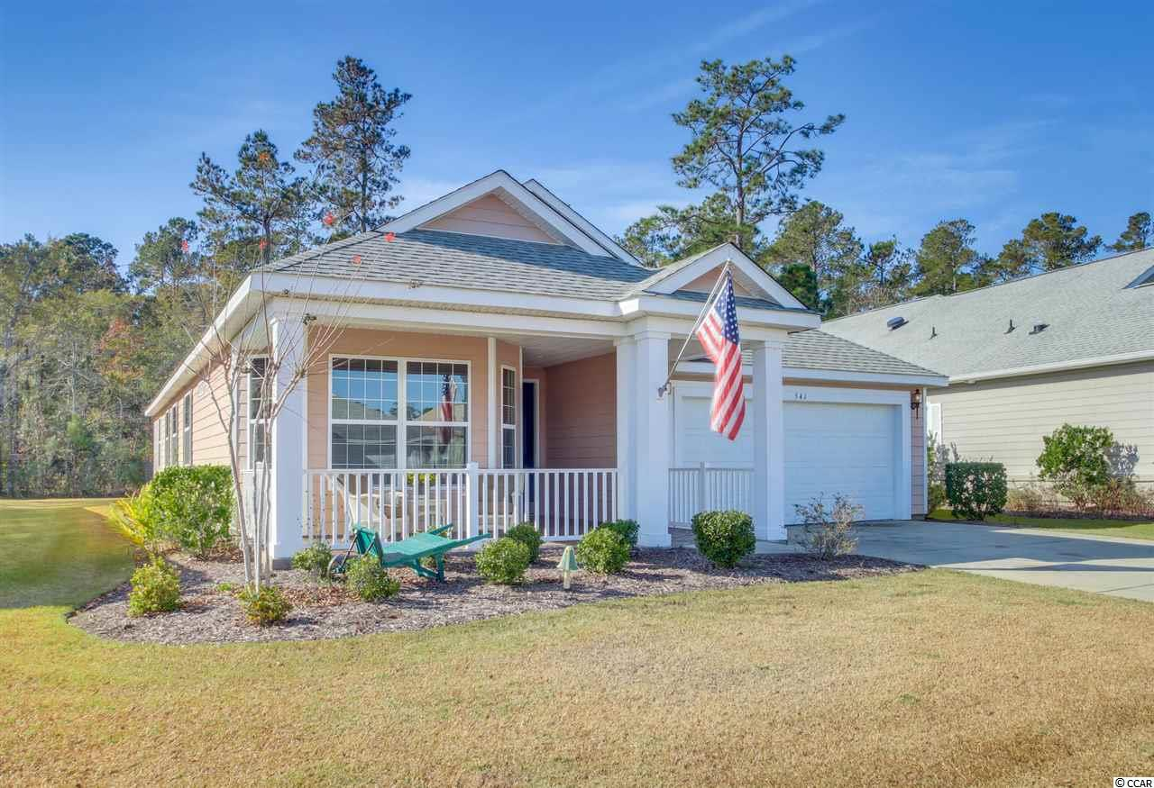 Ranch for Sale at 541 Grand Cypress Way 541 Grand Cypress Way Murrells Inlet, South Carolina 29576 United States