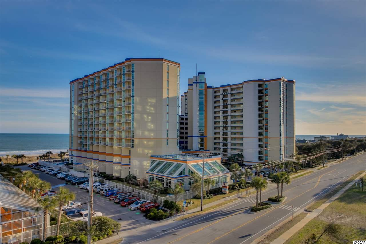 Ocean Front,End Unit Condo in Dunes Village Phase II : Myrtle Beach South Carolina