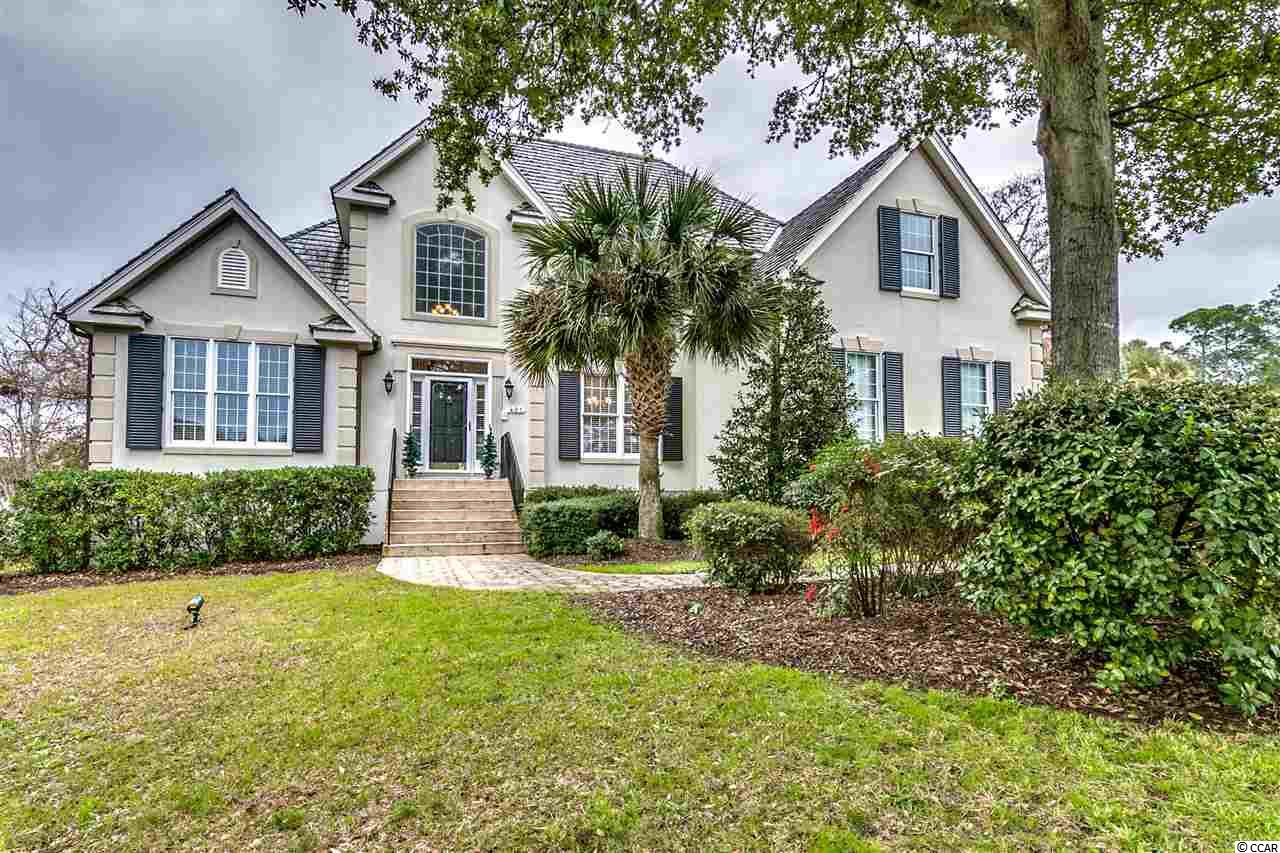 Detached MLS:1725519   401 Ocean Pointe Court North Myrtle Beach SC