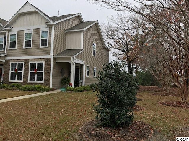 Townhouse MLS:1725570 Cypress Village Townhomes  452 Papyrus Circle Little River SC