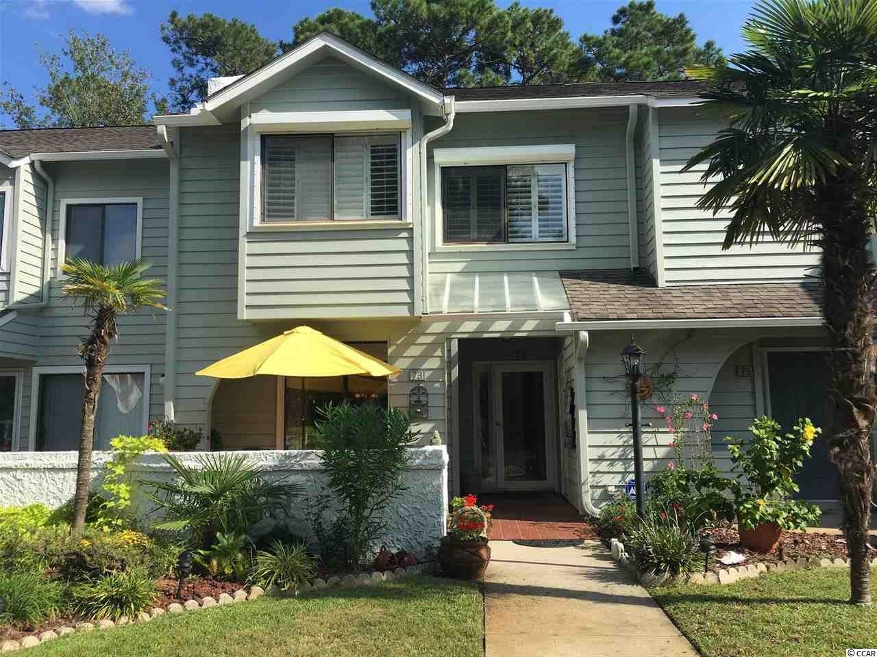 Lake/Pond View Condo in SHADOW MOSS : North Myrtle Beach South Carolina