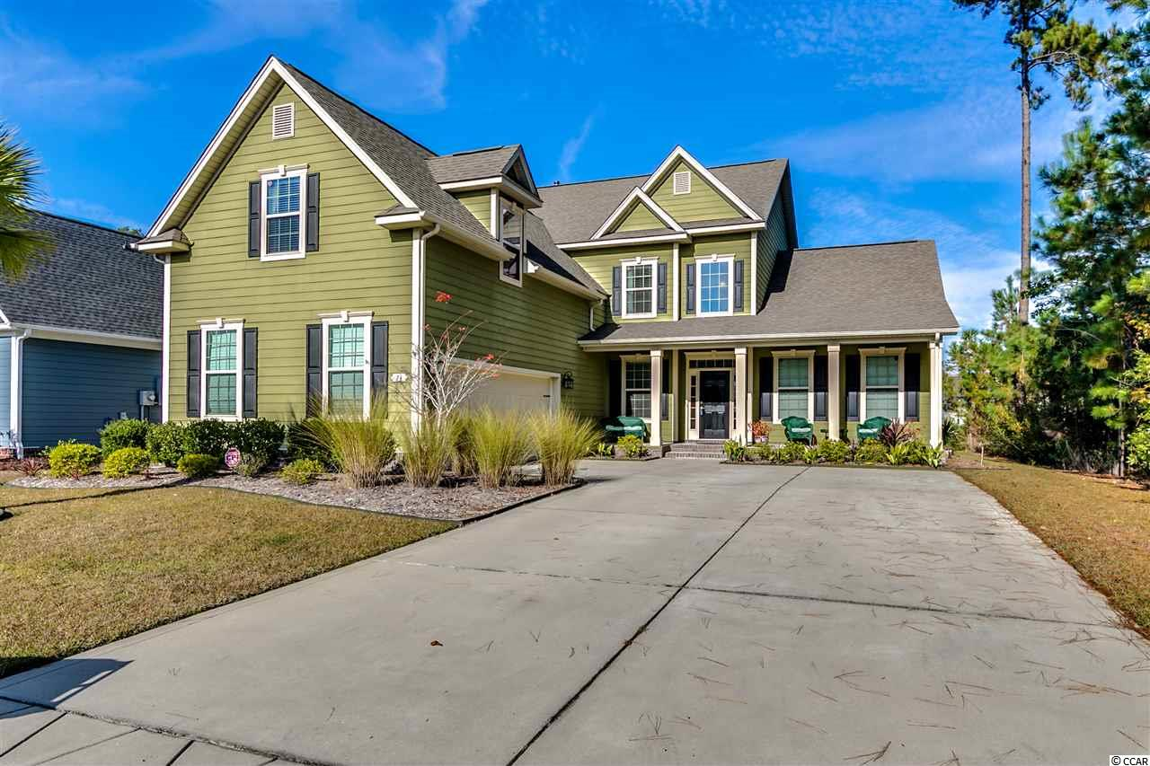 Single Family Home for Sale at 71 Summerlight Drive 71 Summerlight Drive Murrells Inlet, South Carolina 29576 United States