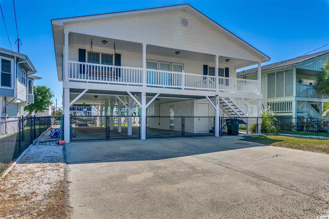 Single Family Home for Sale at 324 53rd Avenue North 324 53rd Avenue North North Myrtle Beach, South Carolina 29582 United States