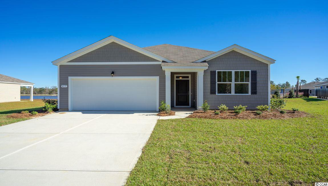 Detached MLS:1725641   417 Carmello Circle Conway SC