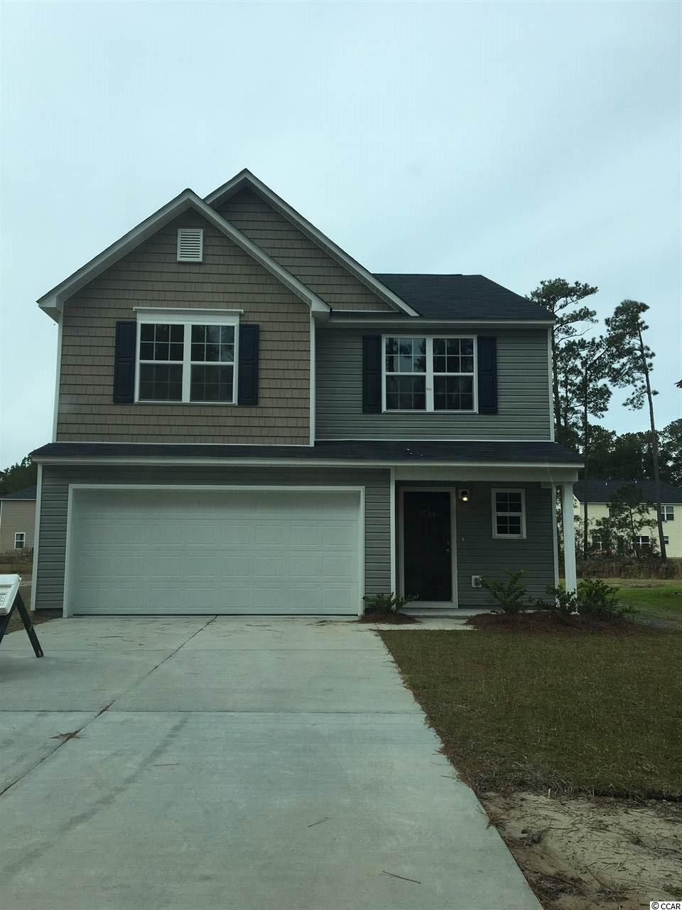 Detached MLS:1725705   3714 Livingston Circle Little River SC