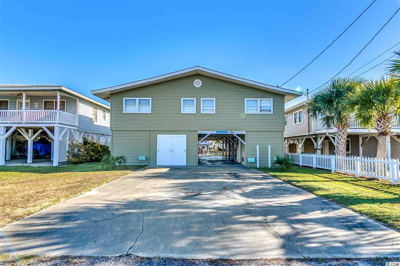 Detached MLS:1725733   304 N 60th Ave. North Myrtle Beach SC