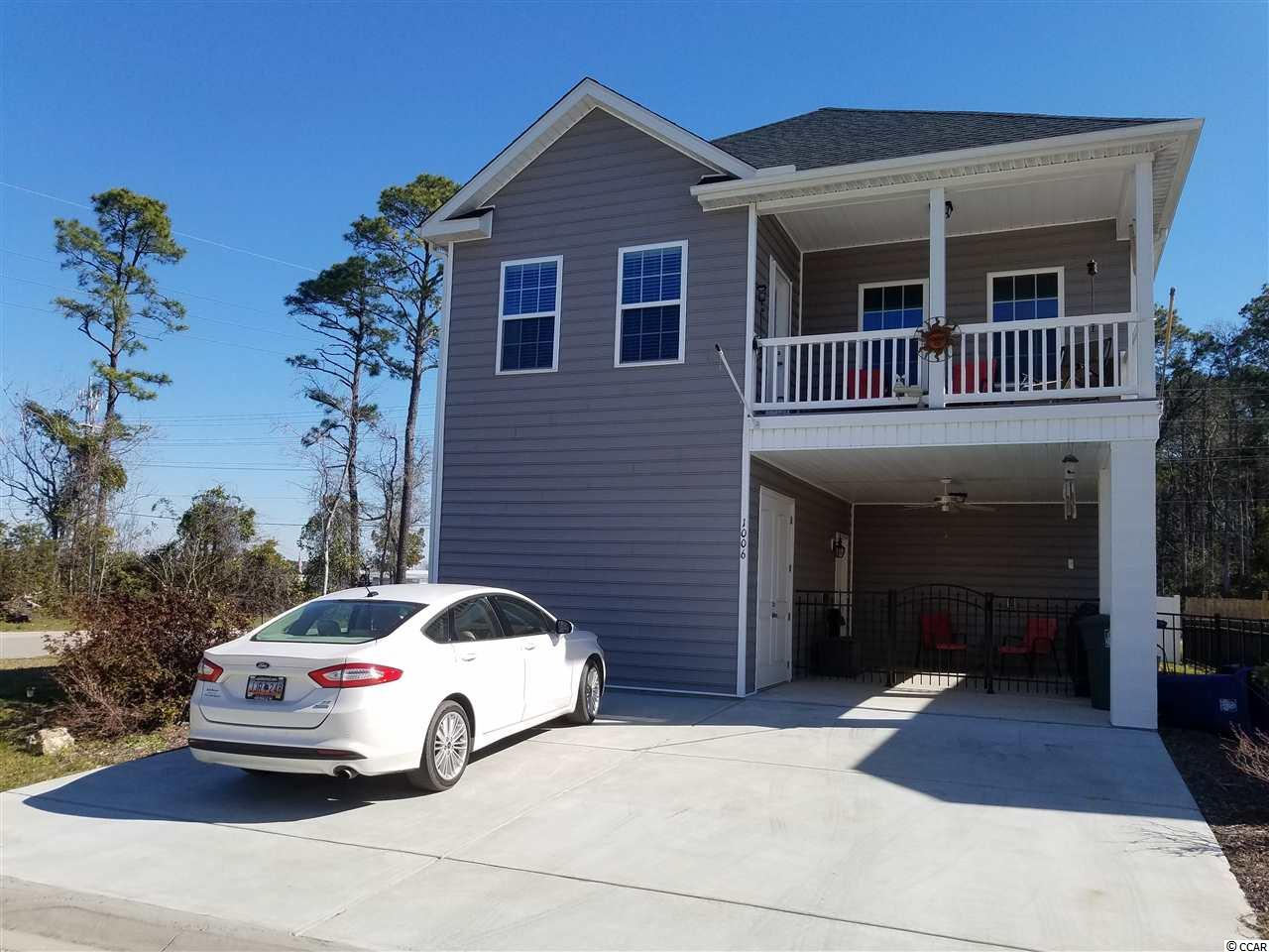 Detached MLS:1725743   1006 Ocean Pines Ct North Myrtle Beach SC