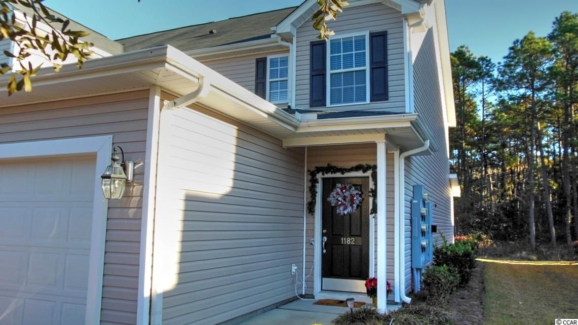Townhouse MLS:1725775 Fairways at Wild Wing  1182 Fairway Lane Conway SC