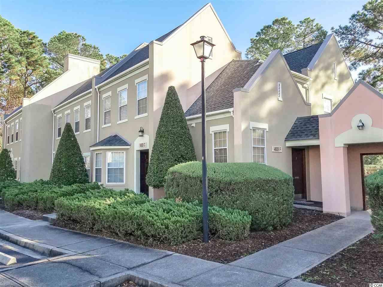 Condo MLS:1725793 Turnberry Park at the Legends  4608-F Aaran Court Myrtle Beach SC
