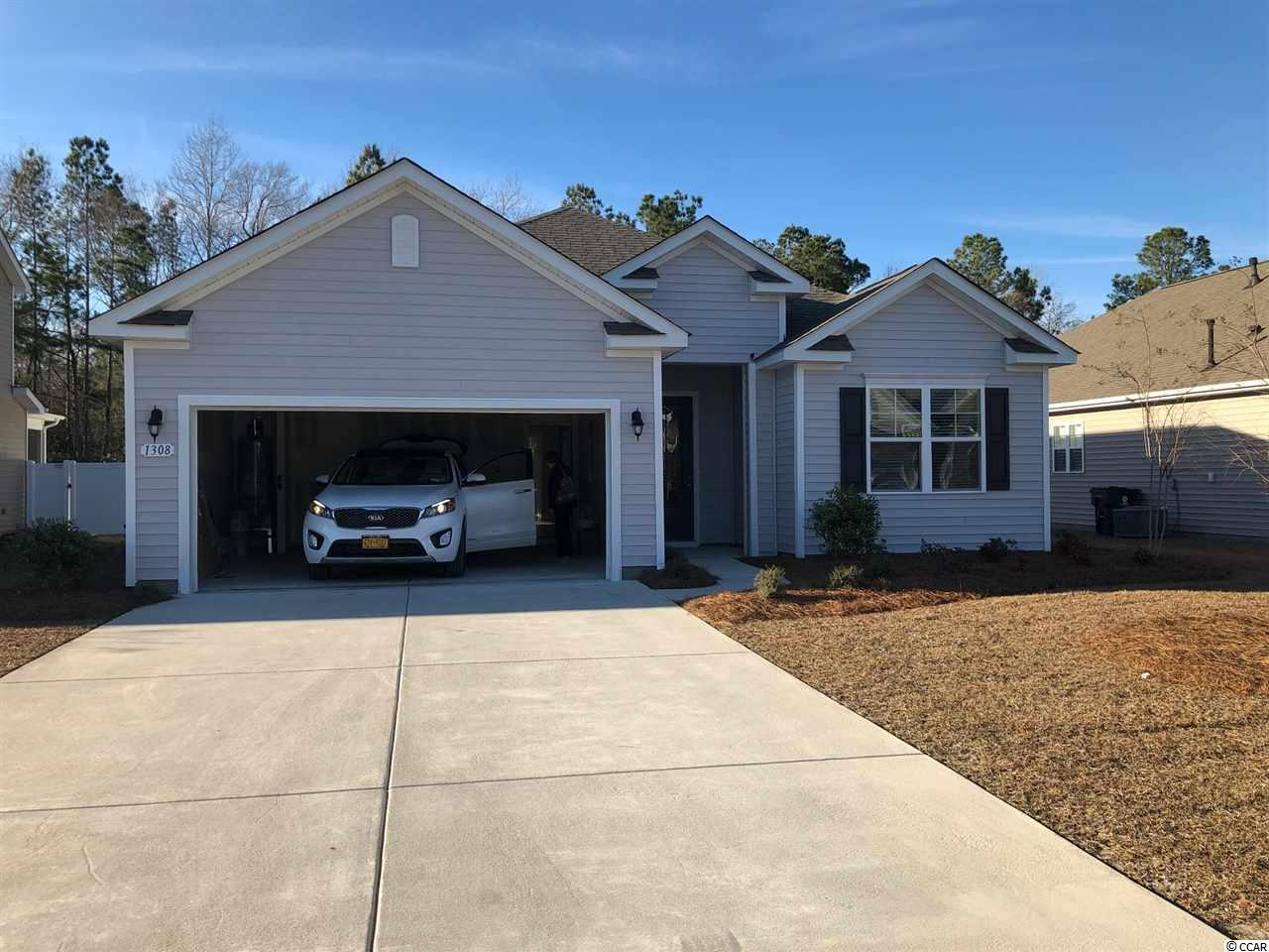 Detached MLS:1725813   1308 Reflection Pond Dr. Little River SC