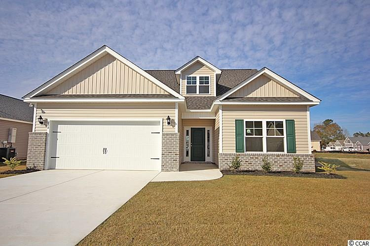 Single Family Home for Sale at 338 Cabo Loop 338 Cabo Loop Myrtle Beach, South Carolina 29588 United States