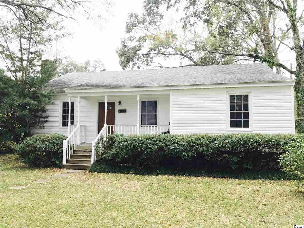 Single Family Home for Sale at 101 Howard Street 101 Howard Street Georgetown, South Carolina 29440 United States