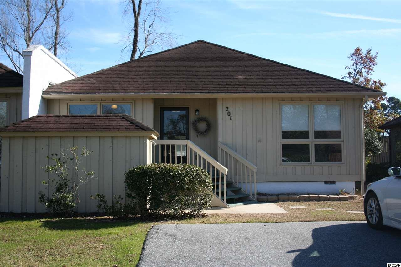 Townhouse MLS:1725938 Golf View Colony  201 Colony Dr North Myrtle Beach SC