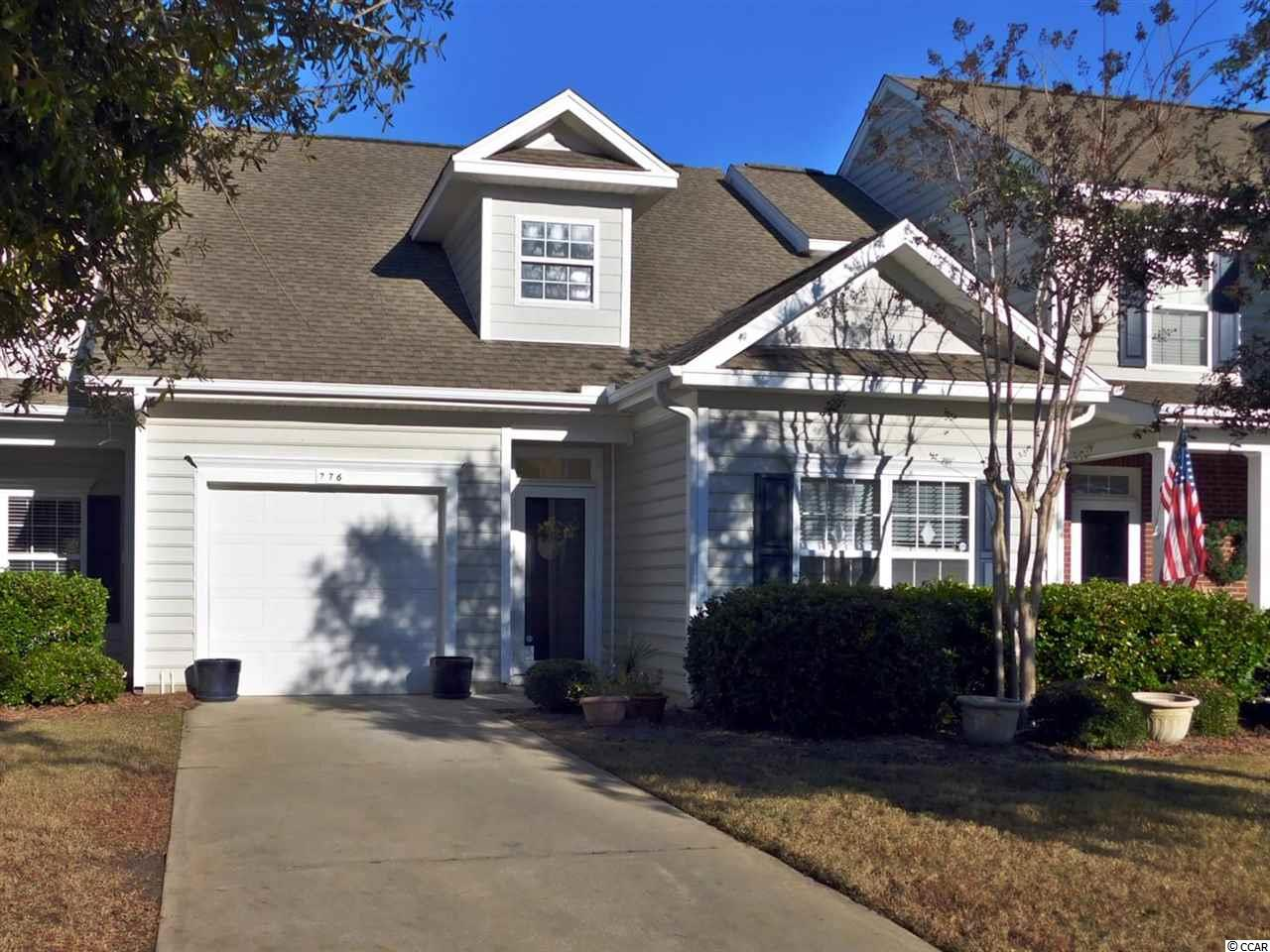 Townhouse MLS:1725982 Johns Bay @ Prince Creek  776 Botany Loop Murrells Inlet SC