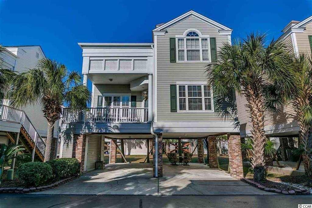 Single Family Home for Sale at 206 Millwood Drive 206 Millwood Drive Surfside Beach, South Carolina 29575 United States