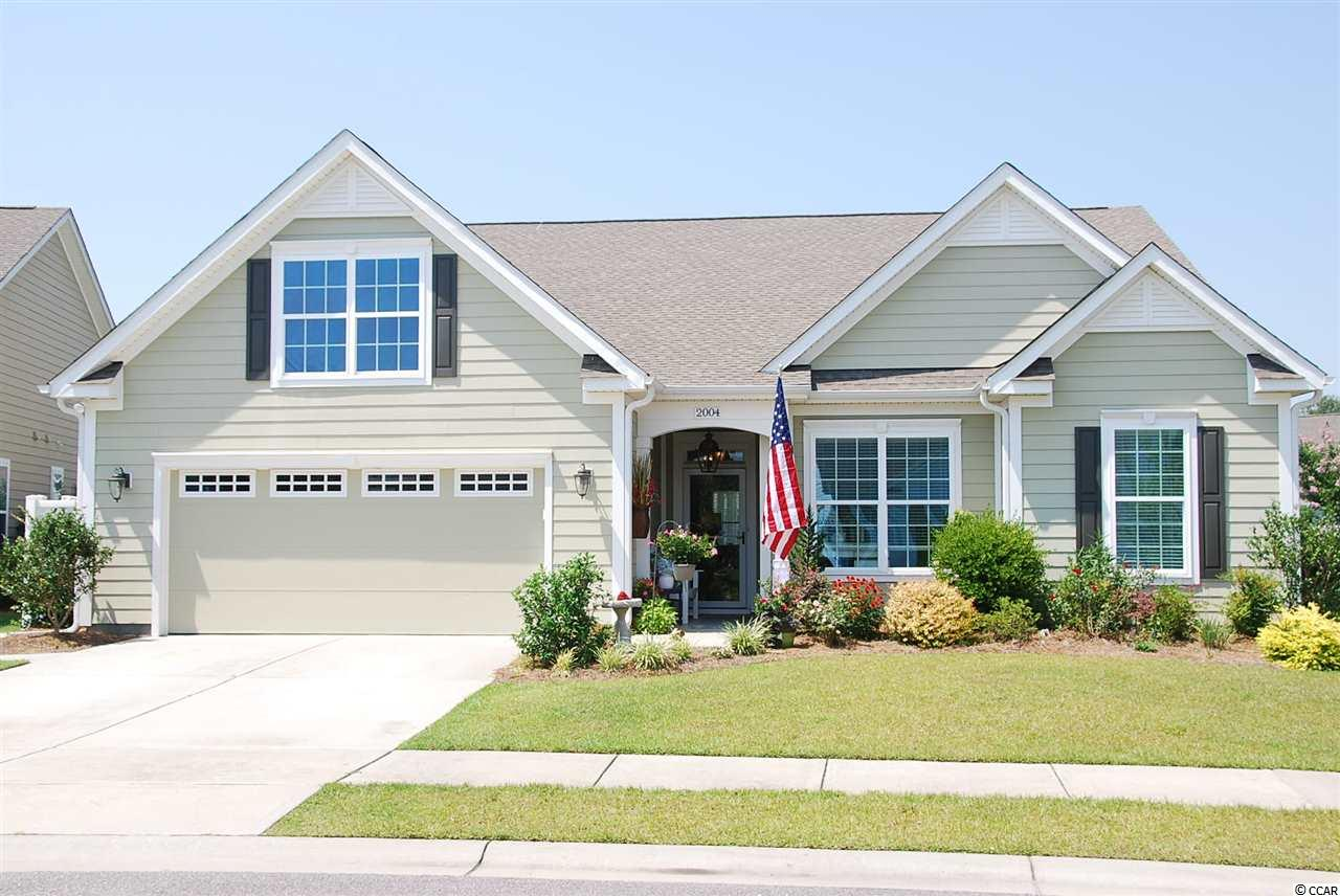Detached MLS:1725990   2004 Windrose Way Myrtle Beach SC