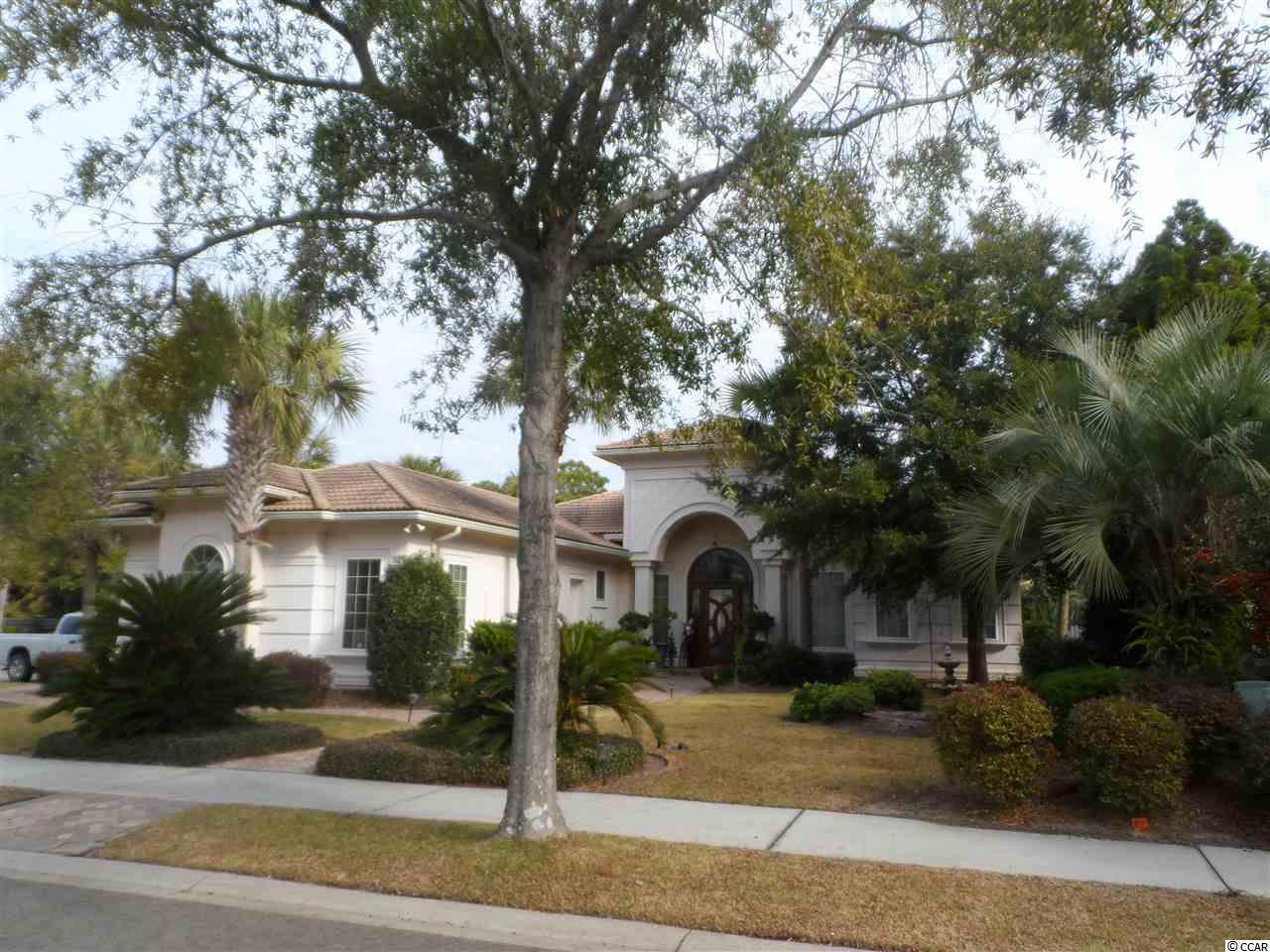 Detached MLS:1725991   8068 Cortona Drive Myrtle Beach SC