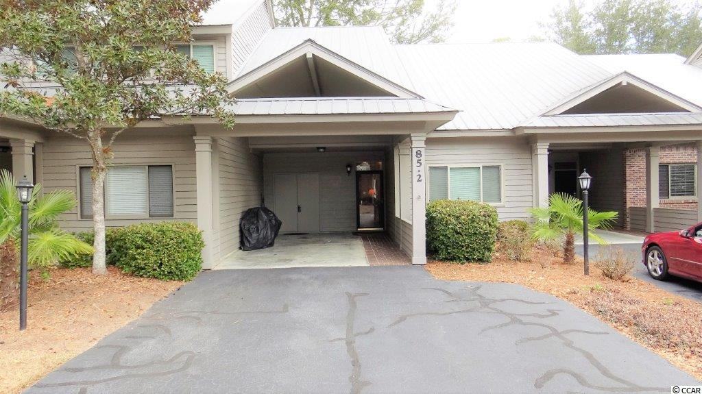 Condo / Townhome / Villa for Sale at 85 Twelve Oaks Drive 85 Twelve Oaks Drive Pawleys Island, South Carolina 29585 United States
