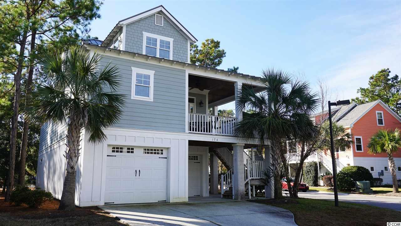 Single Family Home for Sale at 176 Natures View Circle 176 Natures View Circle Pawleys Island, South Carolina 29585 United States