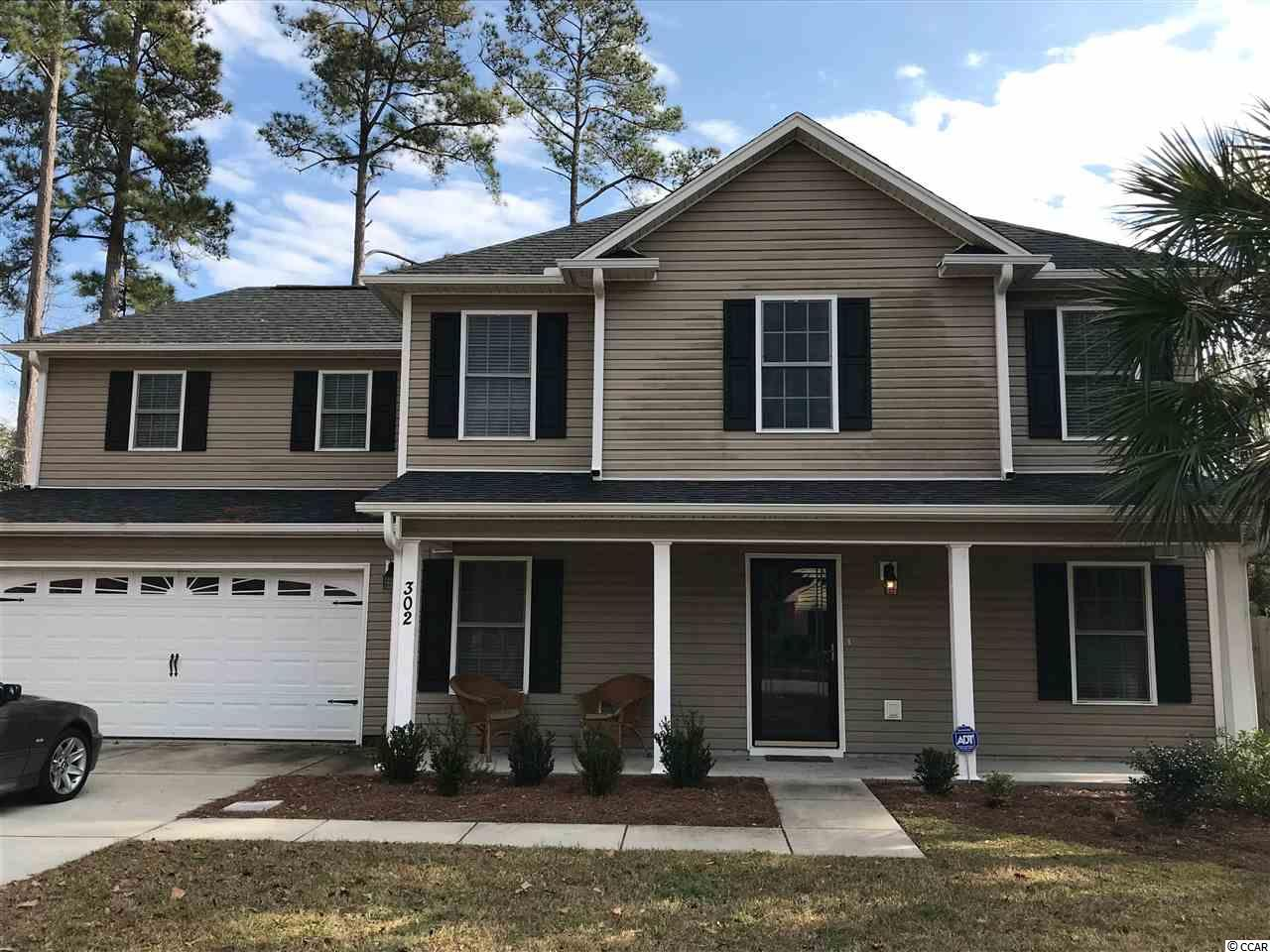 Single Family Home for Sale at 302 STRATFORD 302 STRATFORD Murrells Inlet, South Carolina 29576 United States