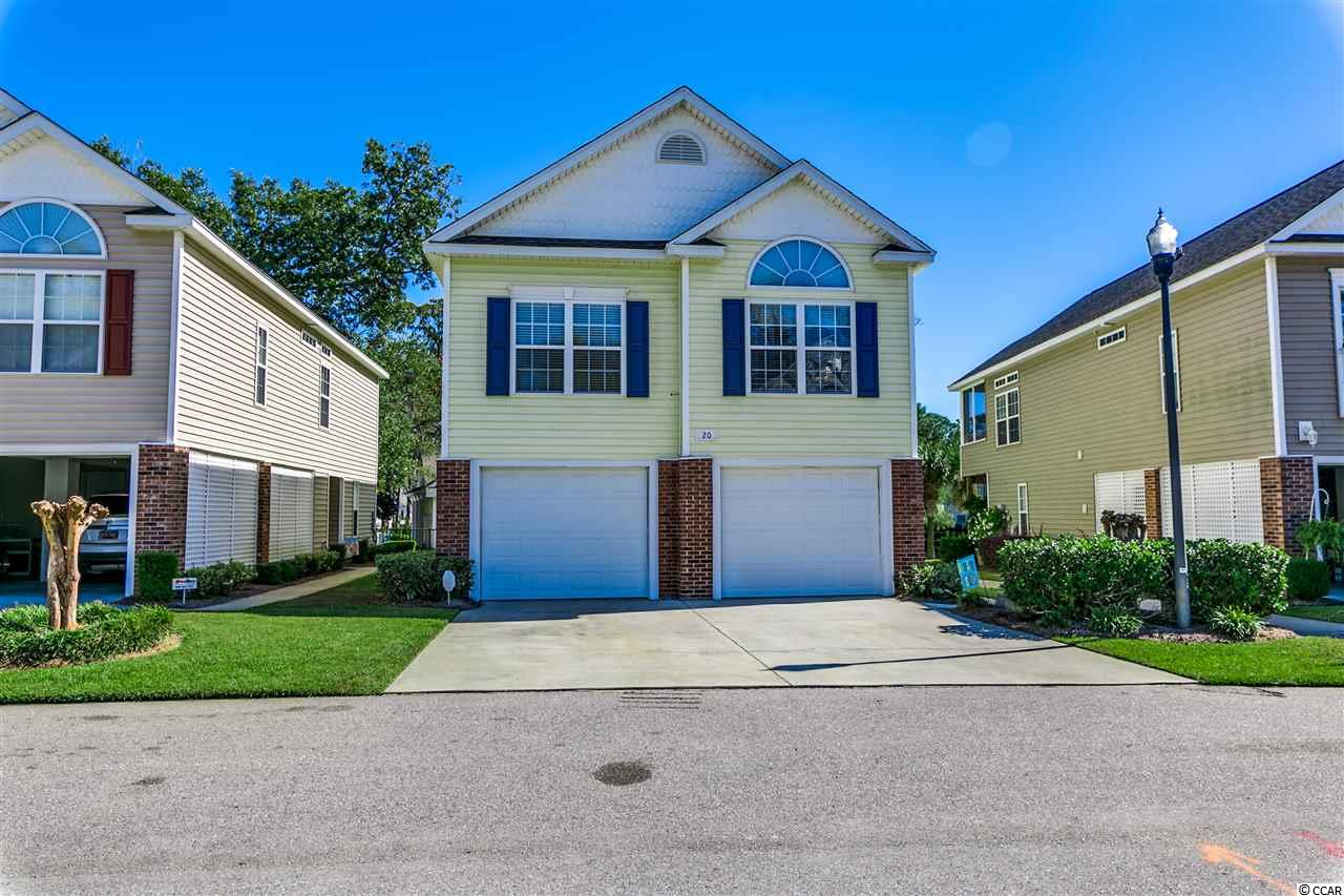DETACHED WITH HPR MLS:1726097   670 N 2nd Ave. UNIT 20 North Myrtle Beach SC