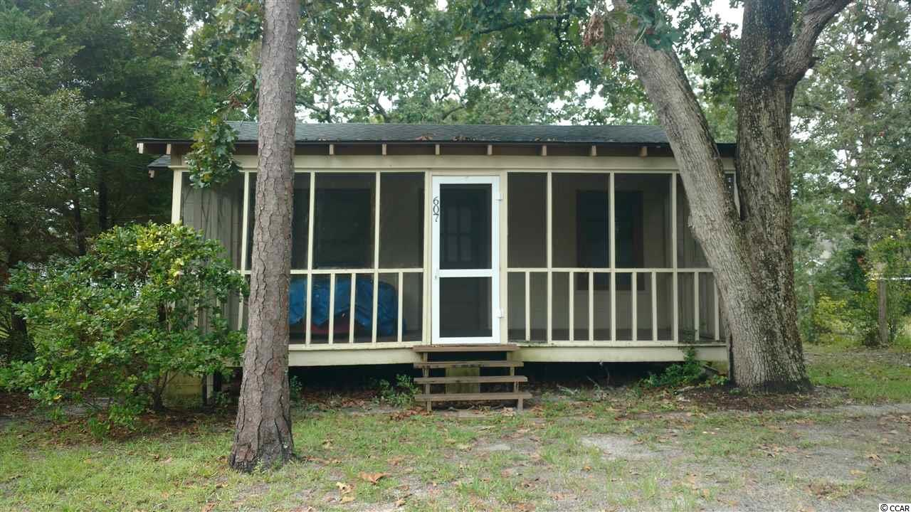 Detached MLS:1726101   607 S 38th Ave. S North Myrtle Beach SC