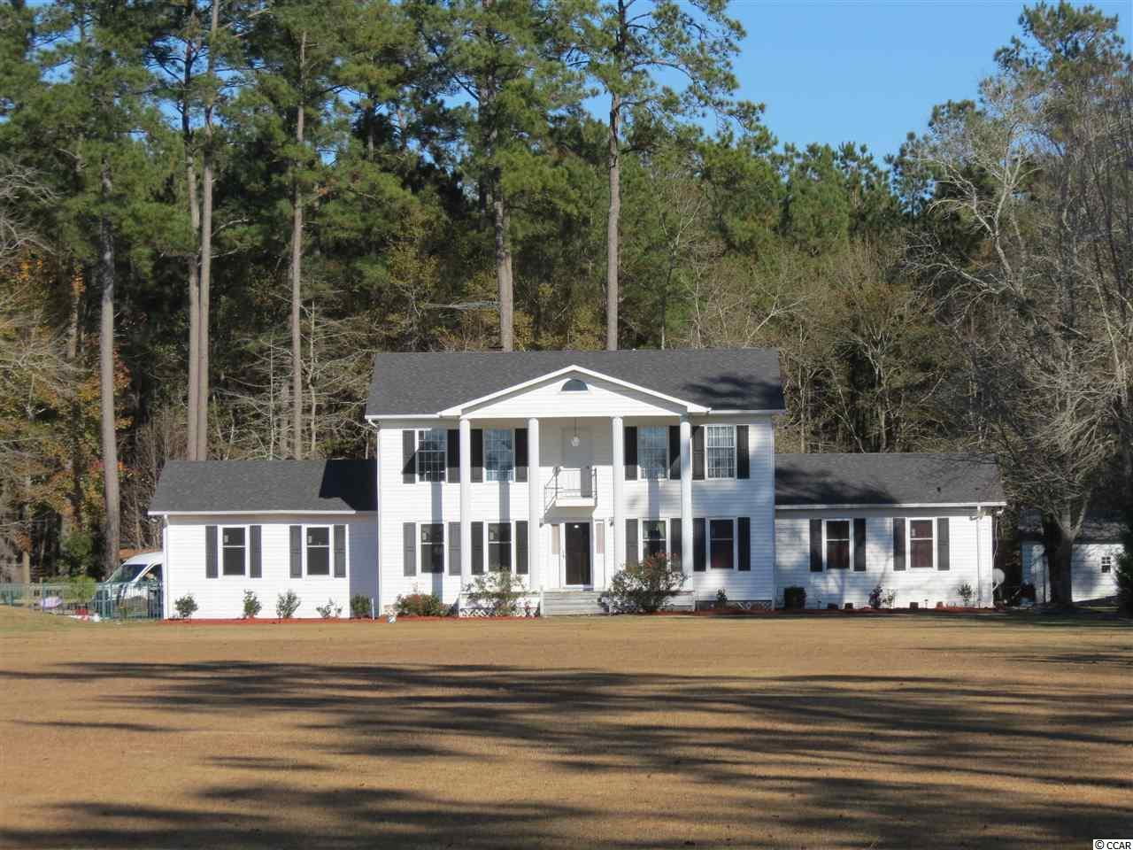 Single Family Home for Sale at 424 US Highway 521 424 US Highway 521 Andrews, South Carolina 29510 United States