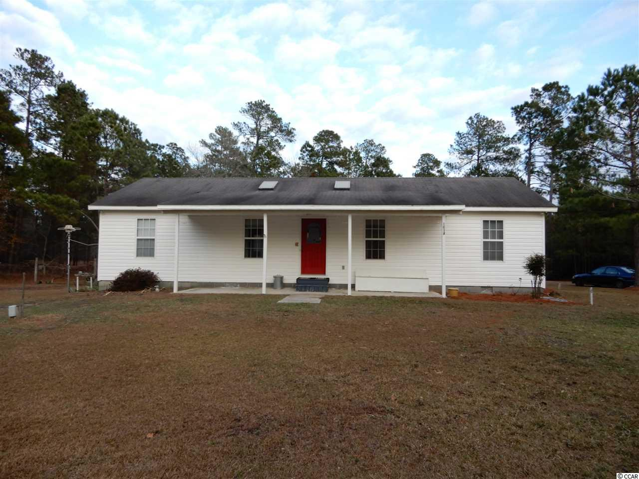 Ranch for Sale at 1614 Hewitt Road 1614 Hewitt Road Loris, South Carolina 29569 United States