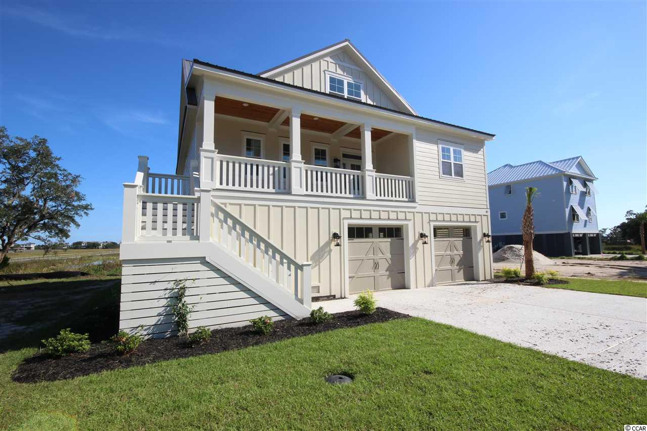 Single Family Home for Sale at 82 Marsh Grass Way 82 Marsh Grass Way Pawleys Island, South Carolina 29585 United States