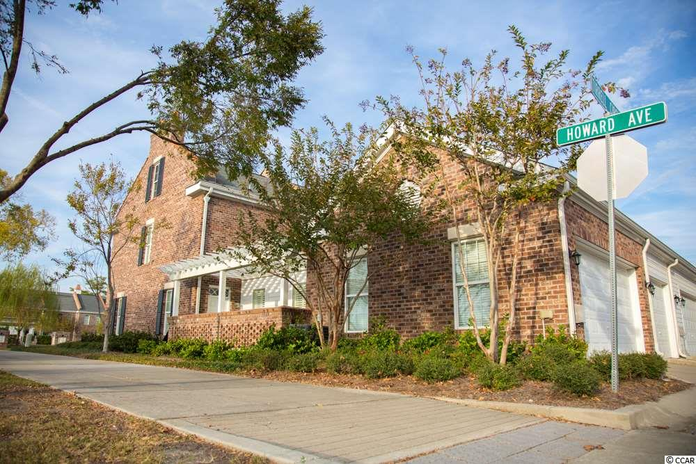 Townhouse MLS:1726286 Market Common, The  750 Howard Ave # H Myrtle Beach SC