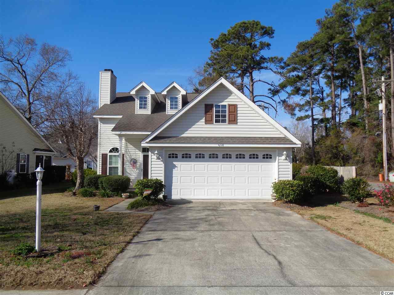 Single Family Home for Sale at 504 Waverly Loop 504 Waverly Loop Murrells Inlet, South Carolina 29576 United States